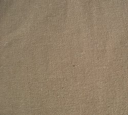 Hemp / Organic Cotton Canvas - Latte £30/m to 5m