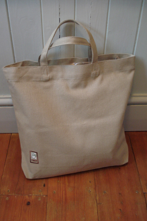 Unisex Hemp Bag - Really Useful, Everyday Tote Bag